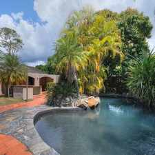Rental info for HUGE POOL, PETS OK in the Robina area