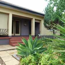 Rental info for PERFECT TURVEY PARK HOME in the Wagga Wagga area