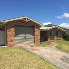 Rental info for APPLICATION APPROVED!!!!!!!!!!!!!!!!!!!!!Brick and Tile in the Morisset - Cooranbong area