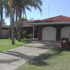 Rental info for BEACH-SIDE FAMILY HOME in the Bogangar area