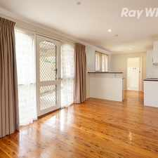 Rental info for Perfect On Parkland!