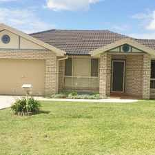 Rental info for Family Home, Great Street in the Woongarrah area