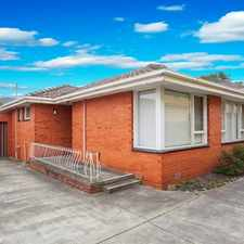 Rental info for Generous-sized Villa with Added Convenience in the Caulfield South area