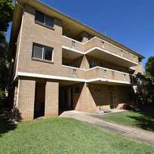 Rental info for HUGE 111SQM UNIT WITH LOCK-UP GARAGE!!! in the Roselands area