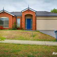 Rental info for HOME IS WHERE THE HEART IS! in the Pakenham area
