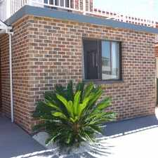 Rental info for One Bedroom Studio in the South Coogee area