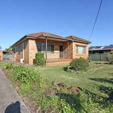 Rental info for Lovely Home with a Pool in the Wyong area