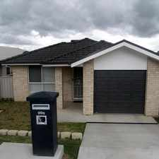 Rental info for Four Bedroom Home in Oxley Vale in the Oxley Vale area