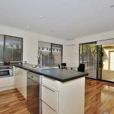 Rental info for Just Charming!!!! in the Joondalup area