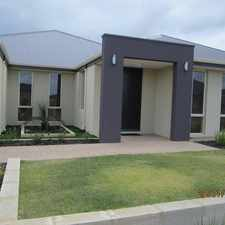 Rental info for DELIGHTFUL HOME in the Perth area