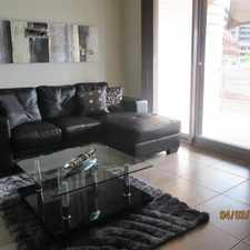 Rental info for FURNISHED APARTMENT TOWN CENTRE