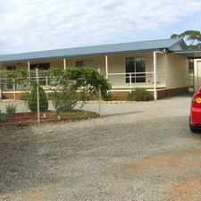 Rental info for 4 Bedroom Home with Decking and Shed in the Port Augusta West area