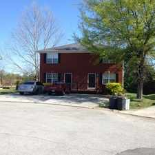 Rental info for Apartment for rent in Cleveland.