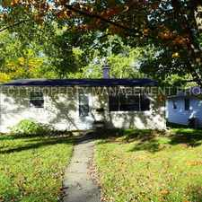 Rental info for Nice 2 Bed/1 Bath Room Ranch Home with Central Air and 2 Car Detached Garage
