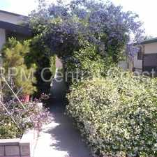 Rental info for Tucked Back in a Quiet Orcutt Complex in the Orcutt area