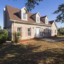Rental info for Close to Redstone Arsenal!! Sparkman High School District/Monrovia Elementary