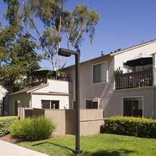 Rental info for Pet Friendly 1+1 Apartment in Irvine in the University Park area