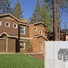 Rental info for 1 bedroom Apartment - Located in rustic Truckee, California.