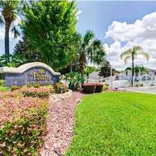 Rental info for Gated Community, Private pool, on Golf Course $1,3 in the 34608 area