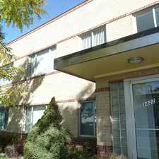 Rental info for 1422 Leyden Street Unit in the Montclair area