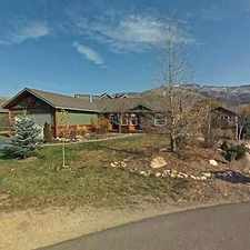 Rental info for Single Family Home Home in Steamboat springs for For Sale By Owner