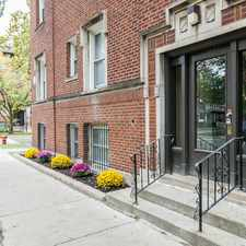 Rental info for W Lunt Ave & N Greenview Ave in the Rogers Park area