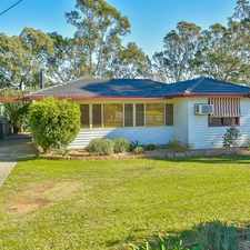 Rental info for Family Home in the Campbelltown area