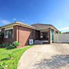 Rental info for FULLY FURNISHED 4 BEDROOM HOME & CLOSE TO RMIT