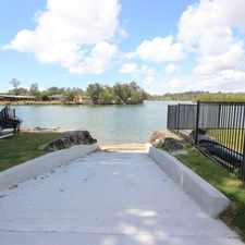 Rental info for RENT REDUCED - FULLY REFURBISHED - WATERFRONT TOWNHOUSE in the Tweed Heads West area