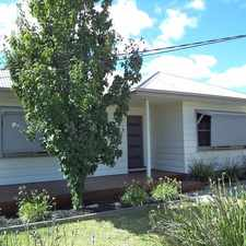 Rental info for Light Filled Renovated Home in the Echuca area
