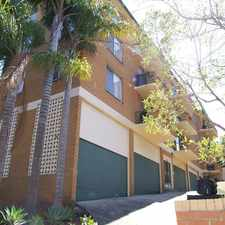 Rental info for Positioned on the top floor with excellent views in the Centennial Park area