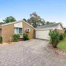 Rental info for Under Application! in the Wantirna area