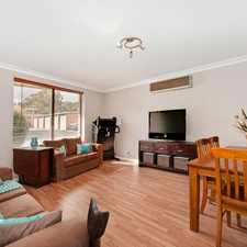 Rental info for Spacious two bedroom townhouse! in the Queanbeyan East area