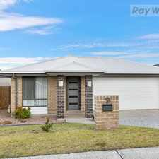 Rental info for Modern Family Home! in the Redbank Plains area