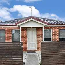 Rental info for It's All About Convenience! in the Geelong area