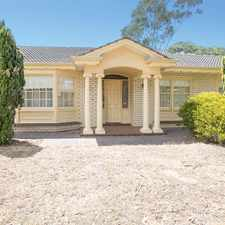 Rental info for Spacious Family Home in the Adelaide area
