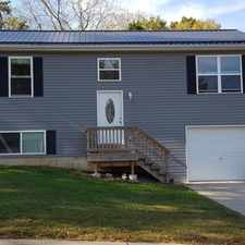 Rental info for 3 Bedroom House next to Union High School