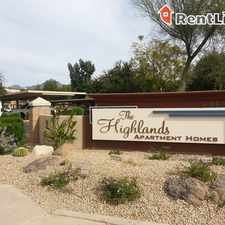 Rental info for 15255 North Frank Lloyd Wright Boulevard in the Scottsdale area