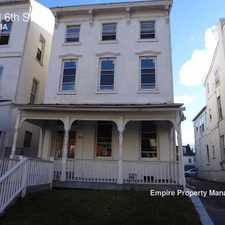 Rental info for 321 N 6th St in the Allentown area