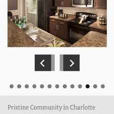 Rental info for $1235 2 bedroom Apartment in Mecklenburg County Pineville in the Sharon Woods area