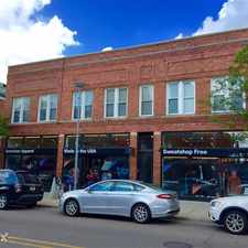 Rental info for 617 E Liberty St in the Ann Arbor area