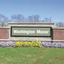 Rental info for Washington Manor