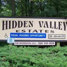 Rental info for Hidden Valley Estates