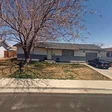 Rental info for Single Family Home Home in Fallon for For Sale By Owner