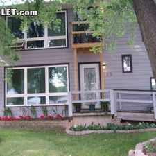 Rental info for Four Bedroom In Winnebago County in the Neenah area