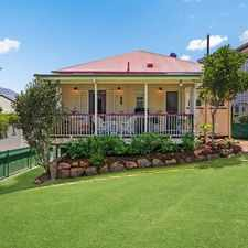 Rental info for Traditional Queenslander with a Modern flair! Garden maintenance included!