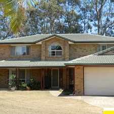 Rental info for FOREST LAKE - LARGE 4 BEDROOM HOME + STUDY. 3 BATH. DBL LUG in the Brisbane area