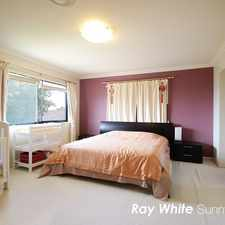 Rental info for Gorgeous and Spacious Family Living in the Brisbane area