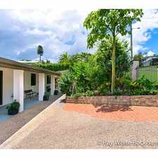 Rental info for Fabulous on The Range in the West Rockhampton area