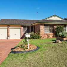 Rental info for Sensational and practical single level home in the Engadine area